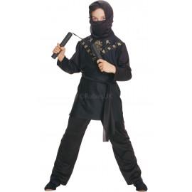 Costum de carnaval - black ninja
