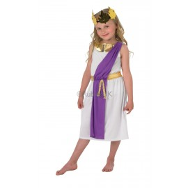 Costum de carnaval - fetita romana