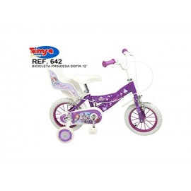Bicicleta copii Sofia intai 14