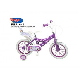 Bicicleta copii Sofia intai 16