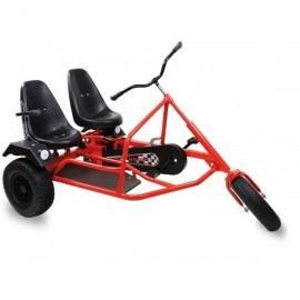 Kart cu pedale Side Car BF3