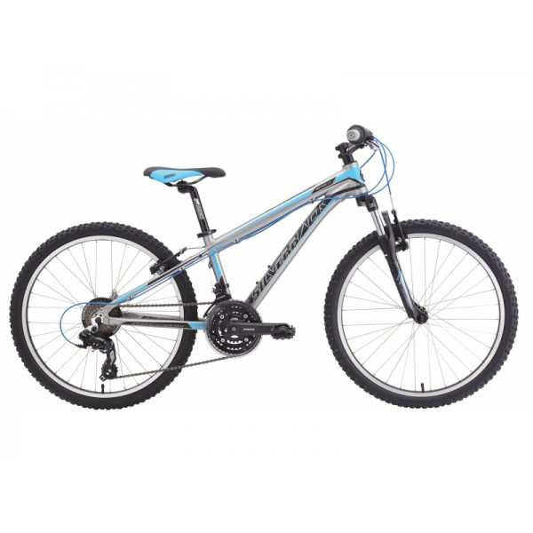 Bicicleta copii Spyke 24 Scuba Bleu Citrus Orange Electric Blue