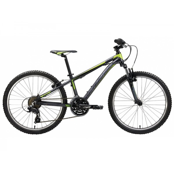 Bicicleta copii Spyke 24 Black Sand Pearl Apple Green Jewel White