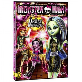 DVD Combinatie nebuna - Monster High
