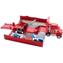 Camionul Mack Transporter - Disney Cars