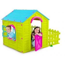 Casuta de joaca Garden House Bleu