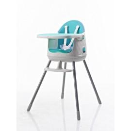 Scaun masa copii reglabil - Bleu