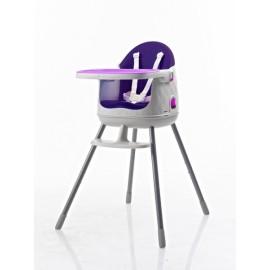 Scaun masa copii reglabil - Violet