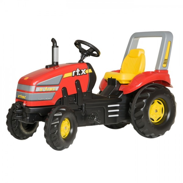 Tractor cu Pedale Rolly Toys X-Trac