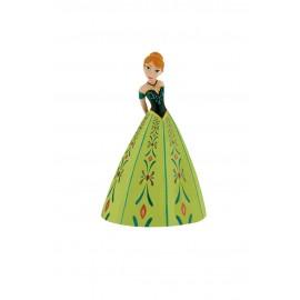 Ana cu rochita verde