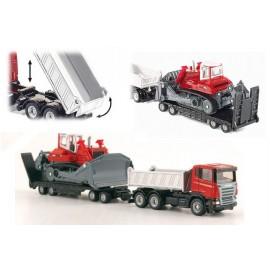Scania si buldozer 1:87