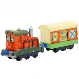 Locomotiva Calley Cu Vagon - Chuggington