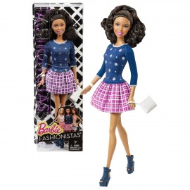 Papusa Barbie Summer Fashionista - Nikki
