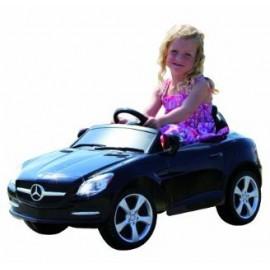 Masinuta electrica 6 V Mercedes Benz SLK black