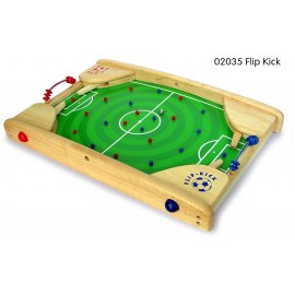 I'm Toy - Joc de fotbal Flip Kick
