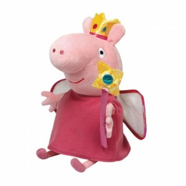 Plus Peppa Pig Printesa (15 Cm) - Ty