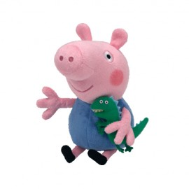 Plus Peppa Pig - George (15 cm) - Ty