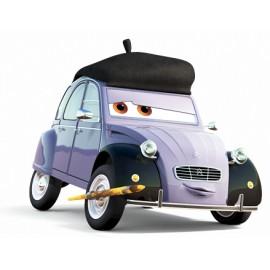 Disney Cars 2 - Henri Motisse