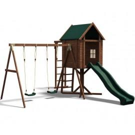 Complex de joaca TreeFort DunsterHouse