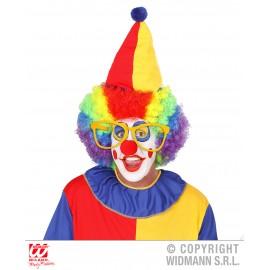 Ochelari clown galbeni