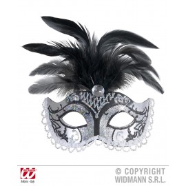Masca Venetiana Glitter