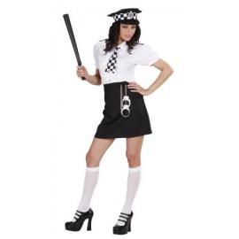Costum Politista British - Marime M
