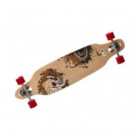 Longboard Skull 38