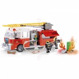 Masina de pompieri - Cobi