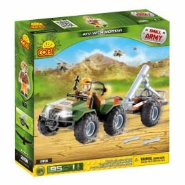 ATV cu mortier - Cobi