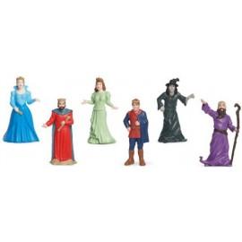 Tub 6 figurine - A fost odata