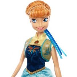 Papusa Anna SPRING - Disney Frozen