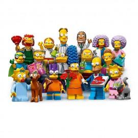 Minifigurine lego simpsons seria 2