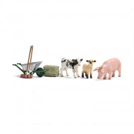 Set joaca animale ferma schleich 21050