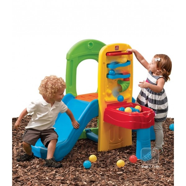 Turnulet Play Ball Fun Climber