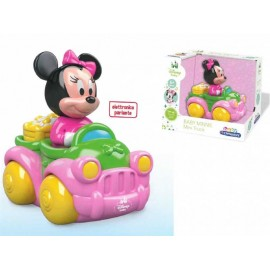 Minivehicul minnie mouse