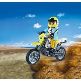 Motocicleta motorcross