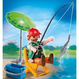 Pescar cu echipament