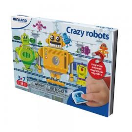 Joc magnetic Robotii fantezie