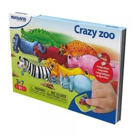 Joc magnetic Zoo fantezie