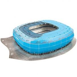 Puzzle 3D Stadion Bayern Munchen Allianz Arena
