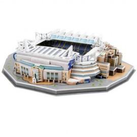 Puzzle 3D Stadion Chelsea Stamford Bridge