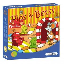 Joc educativ Pips si Betsy