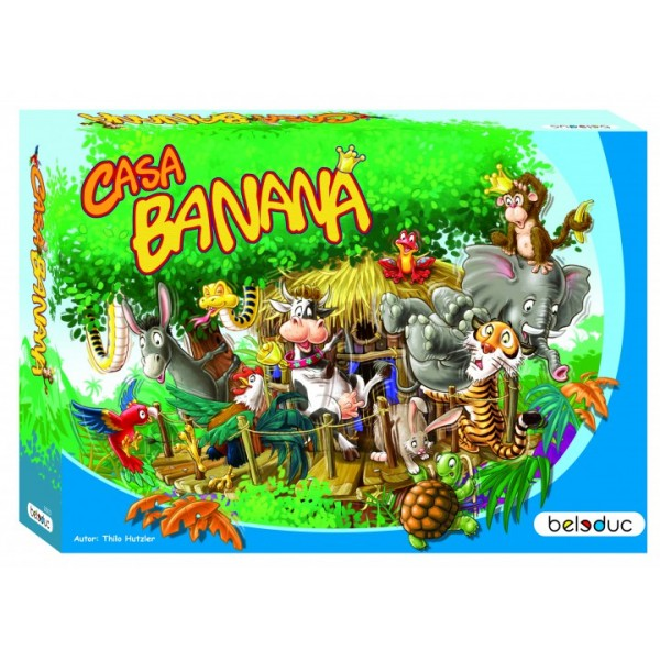 Joc educativ Casa Banana