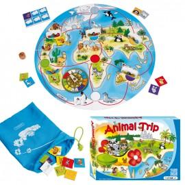Joc educativ Calatoria Animalelor