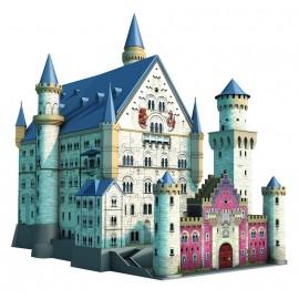Puzzle 3d castelul neuschwanstein 216 piese