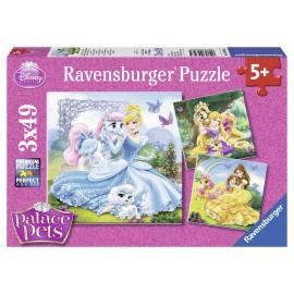 Puzzle palace pets 3x49p