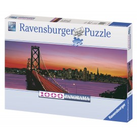 Puzzle Podul Oakley Bay San Francisco 1000 Piese