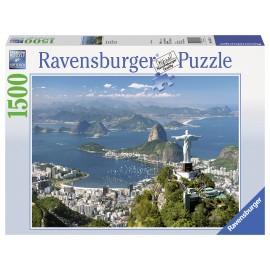 Puzzle vedere din rio 1500 piese