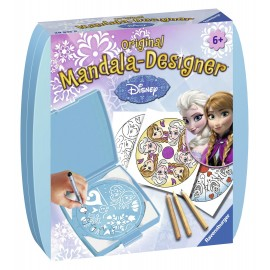 Set de creatie mini mandala frozen