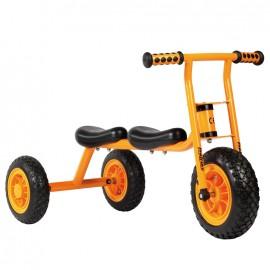 Tricicleta Tandem Small